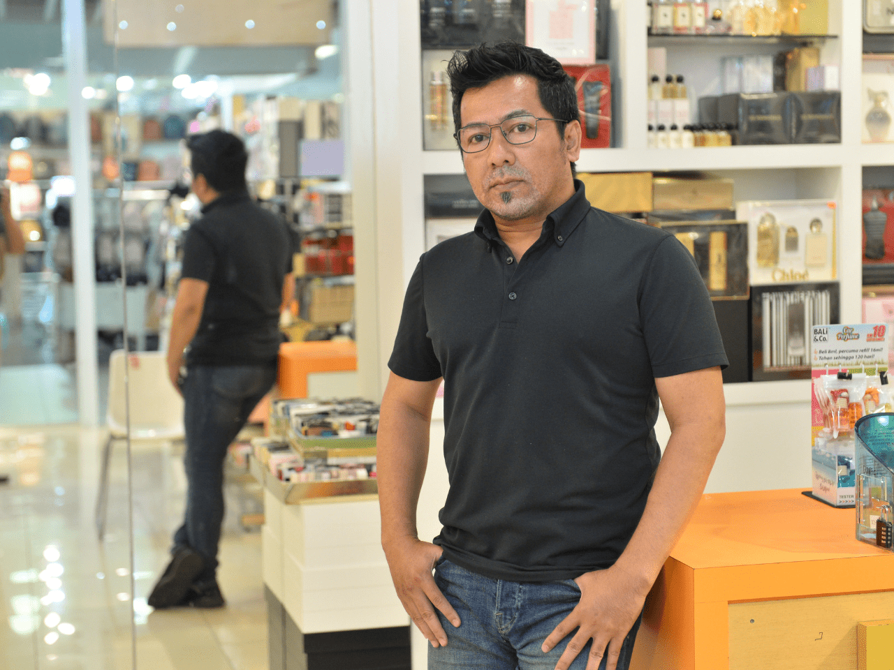 Luxury Perfume Founder Shares How He Started Selling Perfumes at Night Bazaar