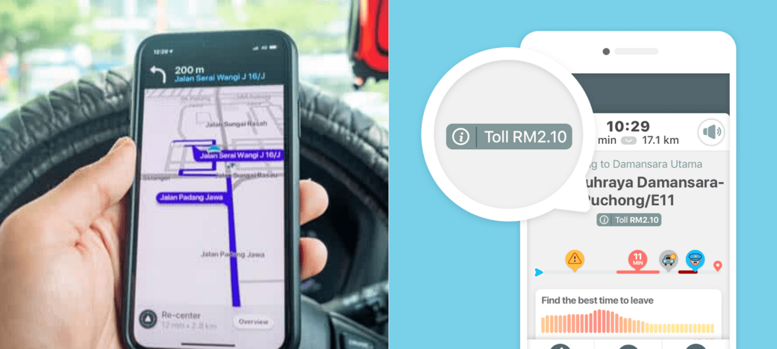 Waze Will Now Inform How Much You Have to Pay For Tolls
