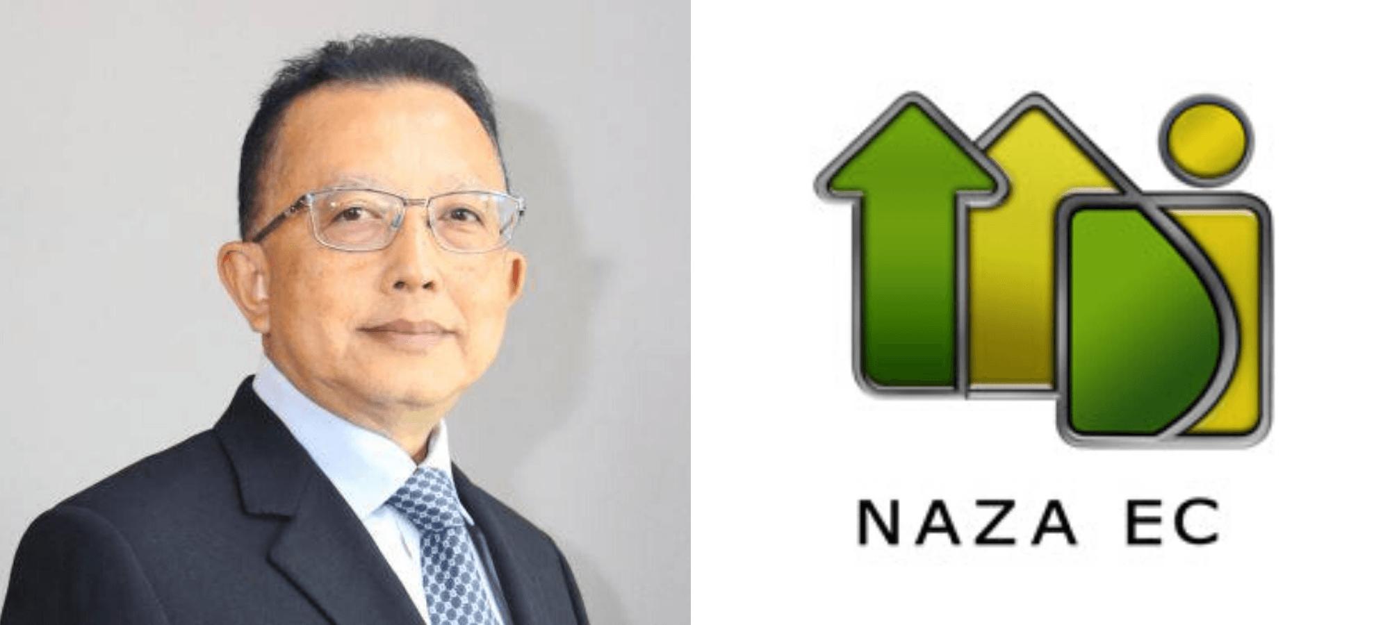 Datuk Azman Marzuki is The New CEO of Naza EC