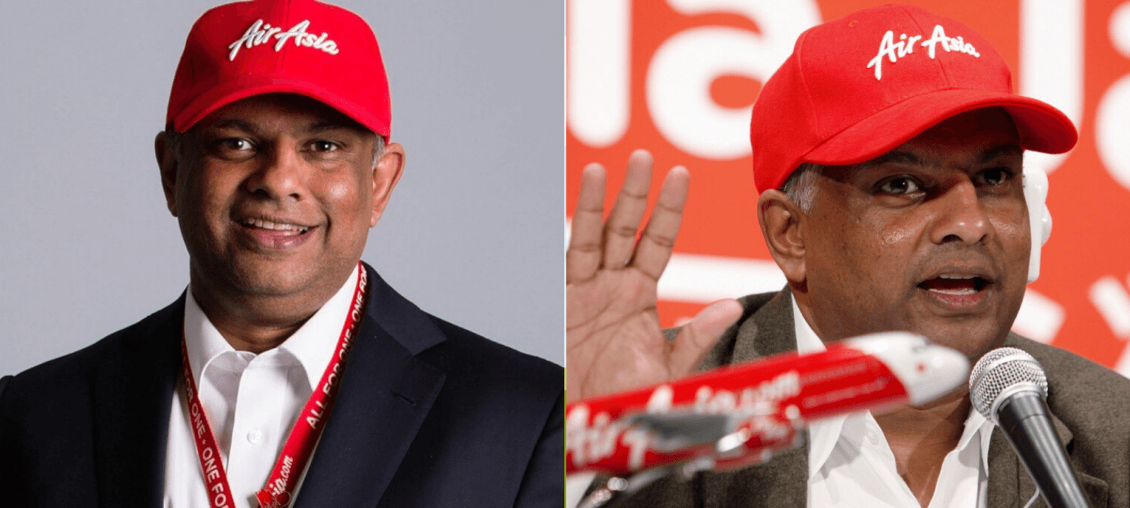 "Tony Fernandes Deletes His Twitter Account Due to Too Much ""Negativity"""