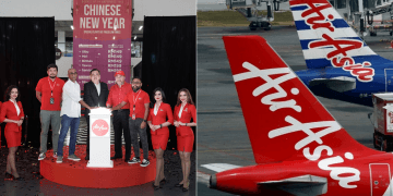 Grab the Deal! AirAsia Offers Special Fixed-Fare CNY Flight Tickets to East Malaysia