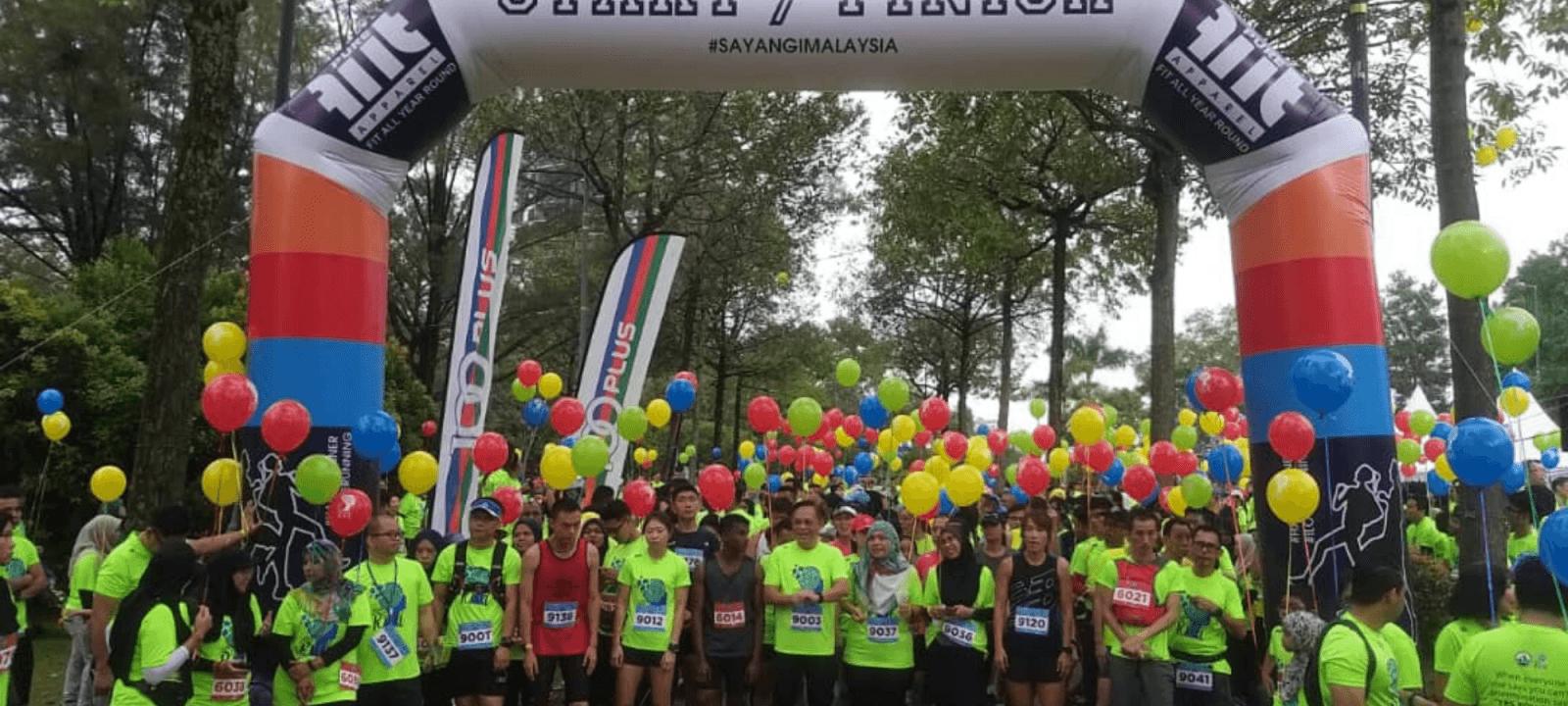 SAMH Charity Fun Run 2019