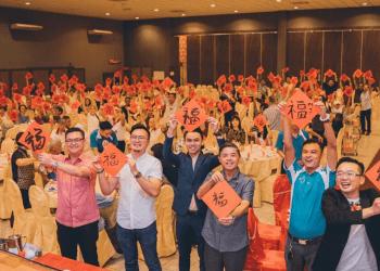Nutriva Raises RM40,432  During CNY 2020 Thousand Prosperity Charity Dinner