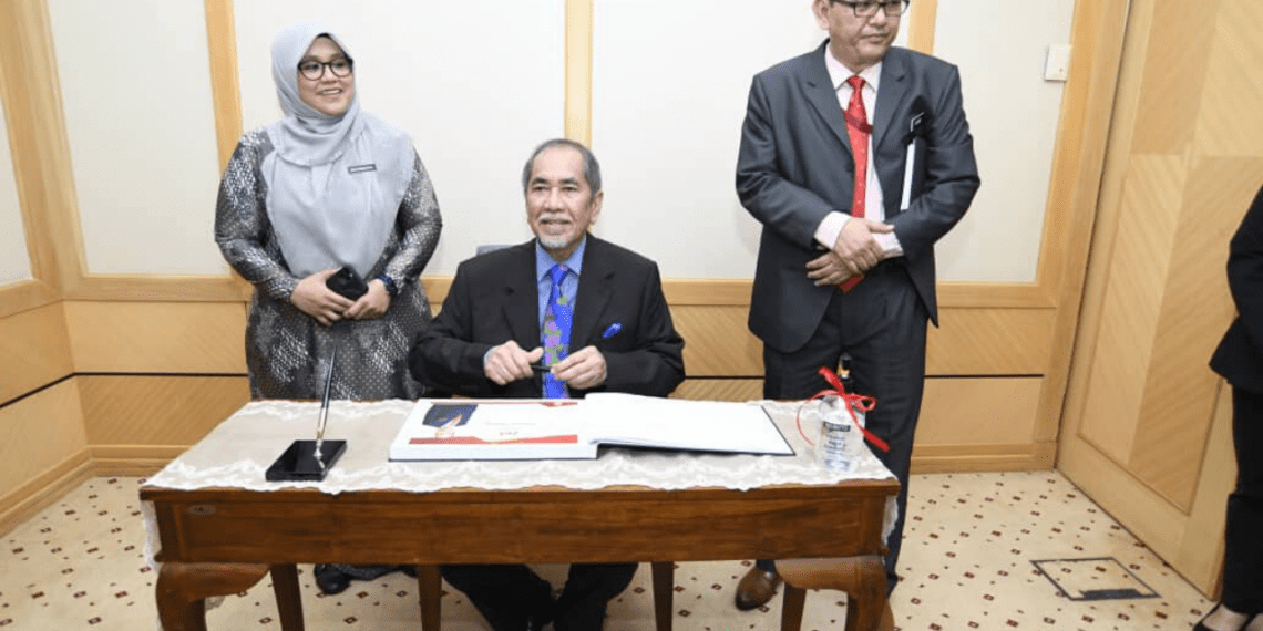 MEDAC Welcomes Datuk Seri Dr Wan Junaidi' Appointment As The New MEDAC Minister