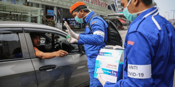 Govt Will Distribute 24.2 Mil Free Face Masks to Malaysians Nationwide