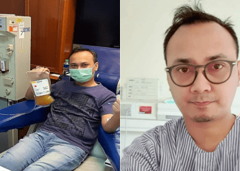 Ex-Covid-19 Patient is The First M'sian to Donate His Plasma To Help Affected Covid-19 Patients